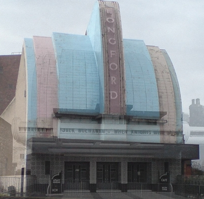 1937 to 2010 Essoldo Longford Cinema Stretford