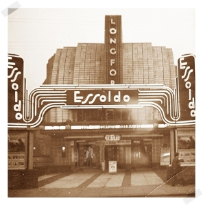 Stretfords Essoldo Cinema in the 1960s